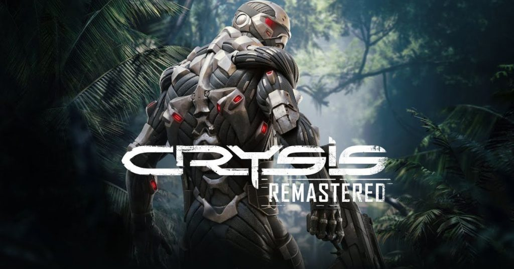 Crisis punches the next-gen consoles with Ray tracing on the Remastered Xbox One and PS4.