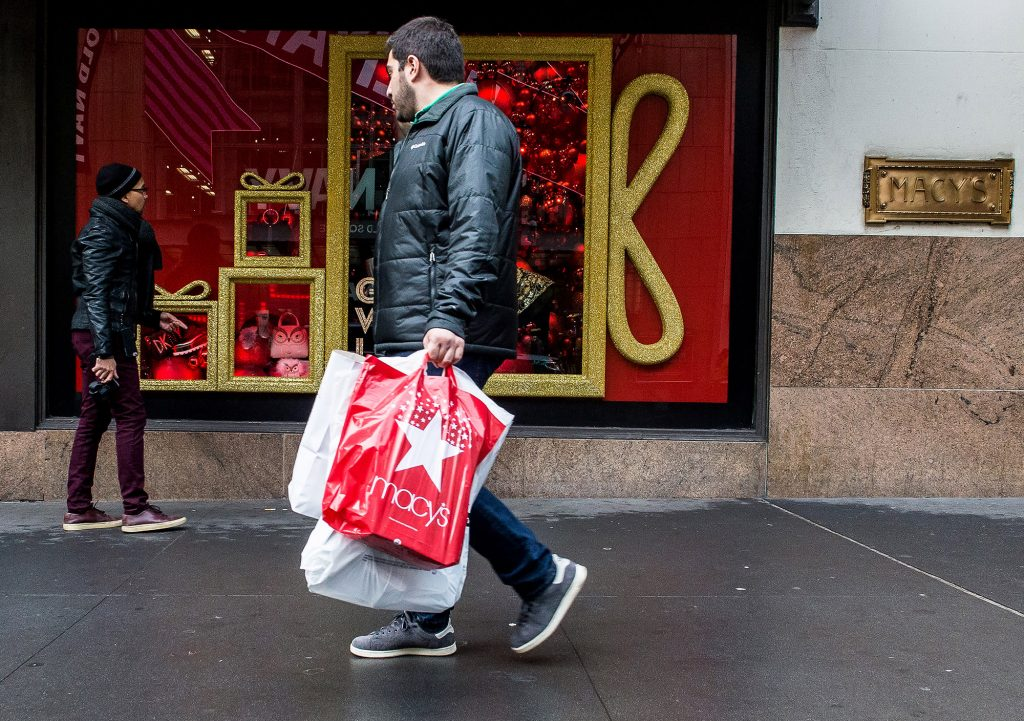 Deloitte estimates that 2020 holiday retail sales will grow by 1 to 1.5%