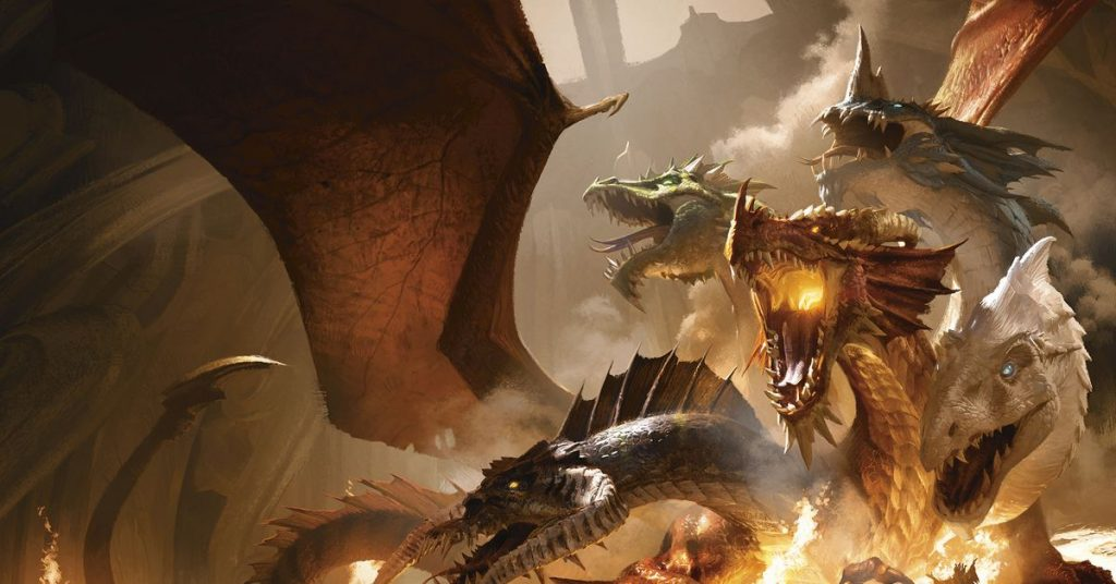 Dungeon & Dragons is getting its own Magic: The Gathering cards in 2021