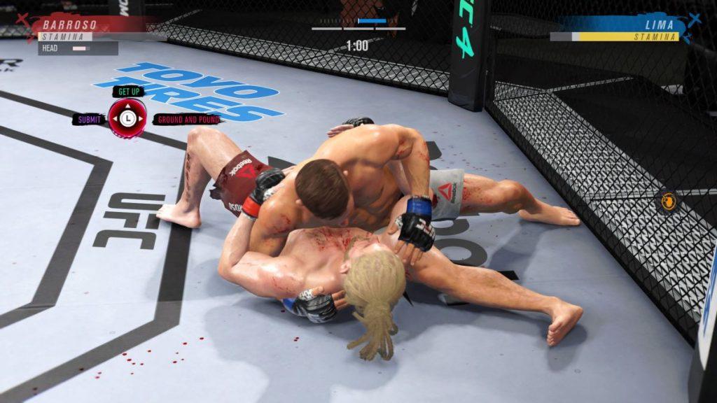 EA suspends game advertising in UFC 4 after fan backlash