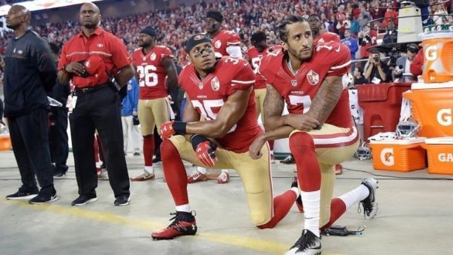 Eric Reid Free Agency, Colin Kipernick blames NFL for promoting social justice
