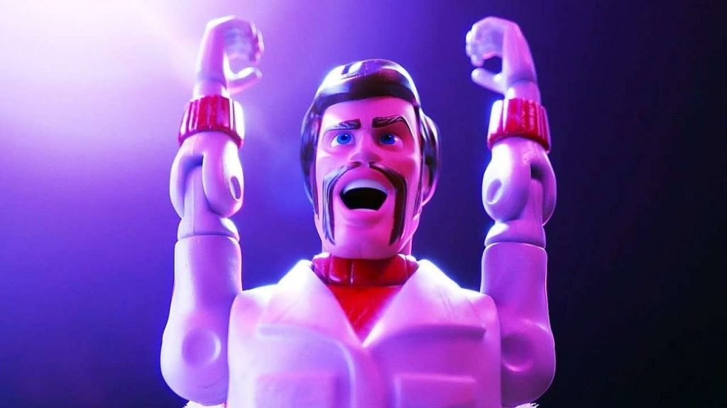 Ewell Newell's son sues Duke Kaboom of Disney and Pixar Over Toy Story 4