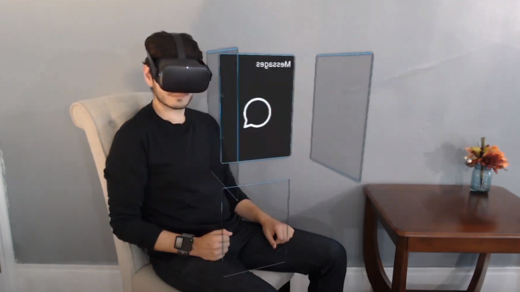 Facebook's virtual reality is about push data, not gaming