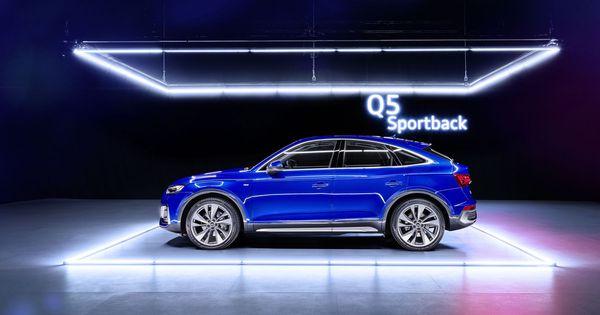 First Look: 2021 Audi Q5 Sportback - Driving.com