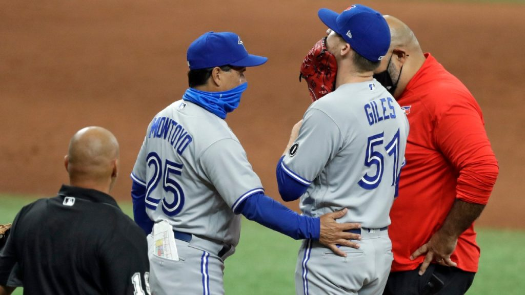 How Giles and Blue Jays can use the Phelps deal as a framework to stay together