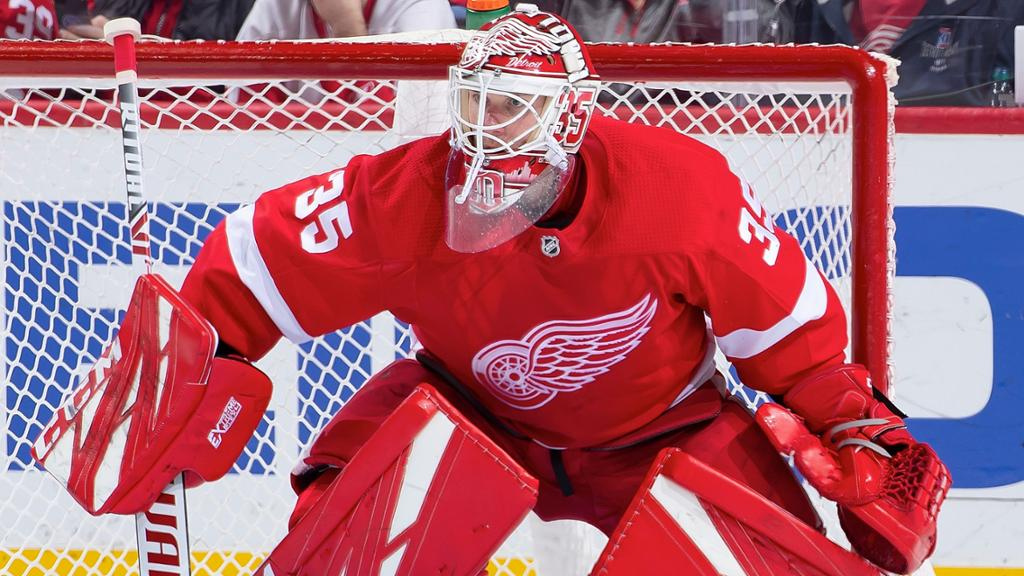 Howard 'probably' won't play for the Red Wings next season: Report