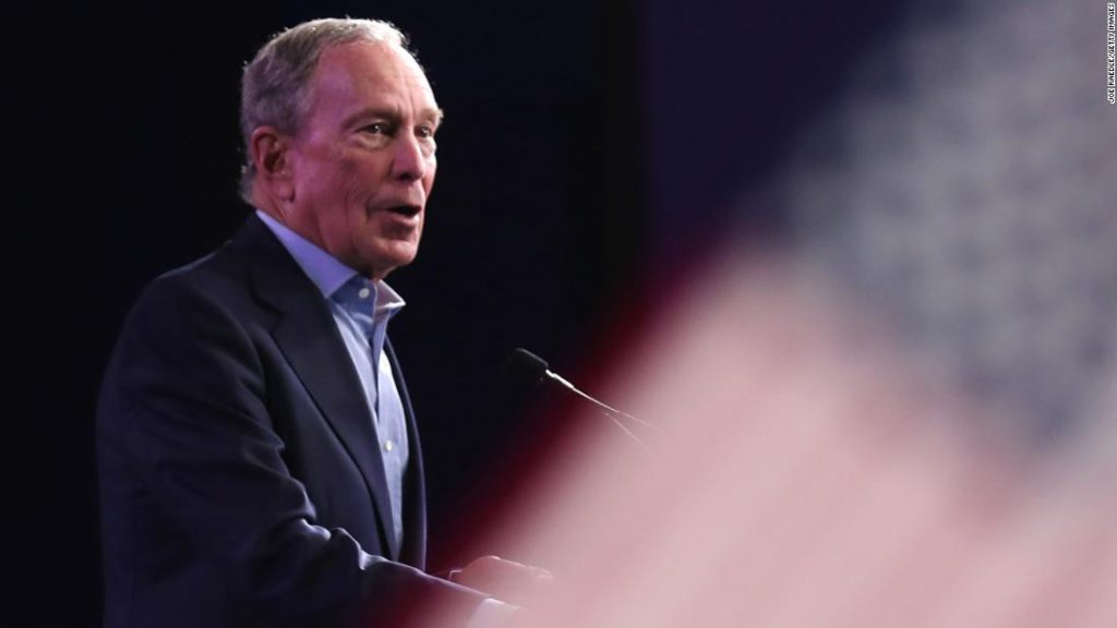 Michael Bloomberg plans to spend at least $ 100 million in Florida in support of Biden