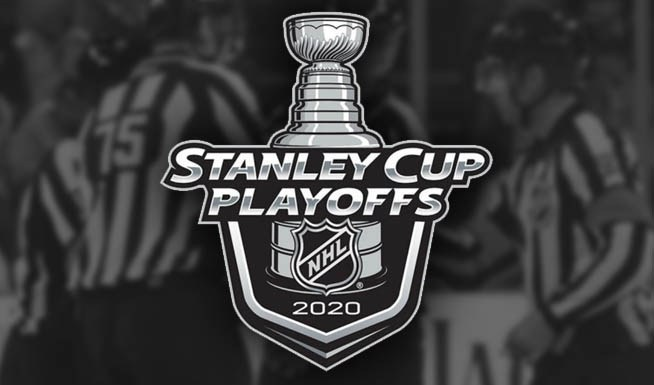 NHL Referees and Linesmen for the 2020 Stanley Cup Conference Finals