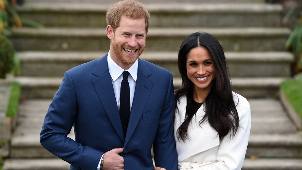 Netflix deal with Prince Harry and Meghan Markle