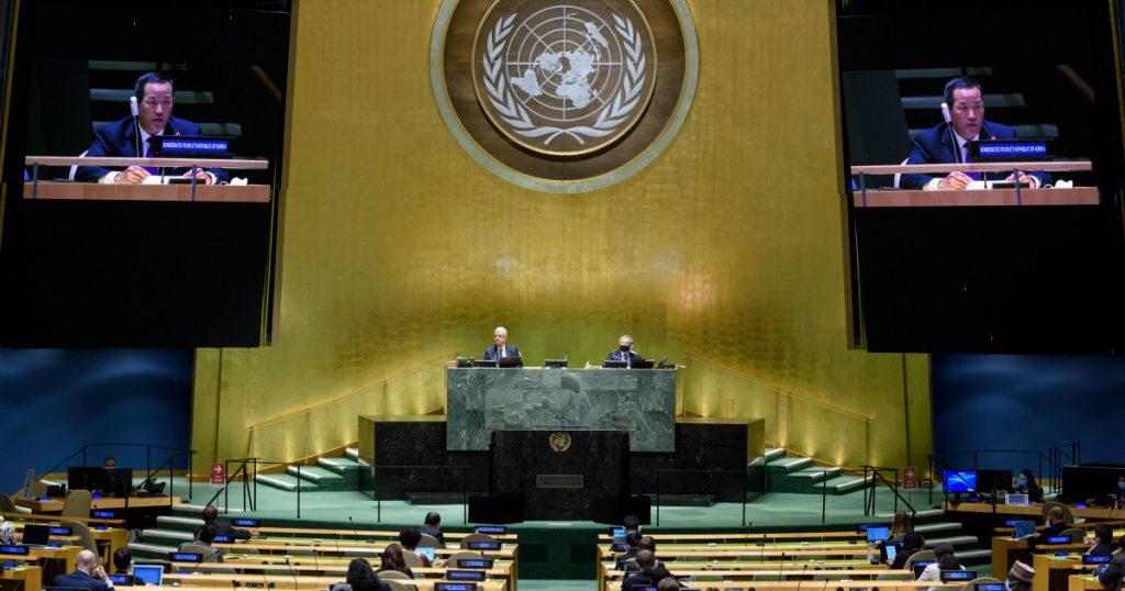 North Korea now has 'effective war resistance' with UN |  North Korea