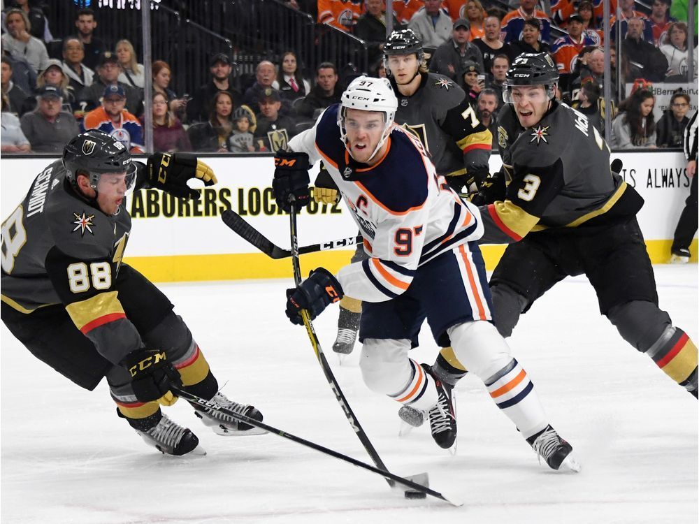 Only an NHL team can follow the Vegas model and not the Edmonton Oilers