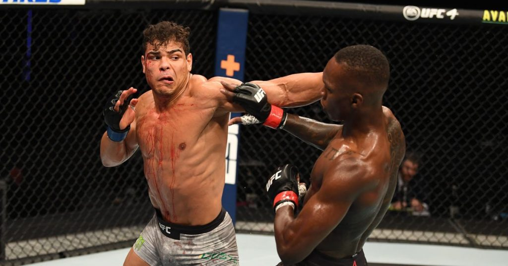 Paulo Costa breaks silence over loss, vows to win UFC belt 'soon'