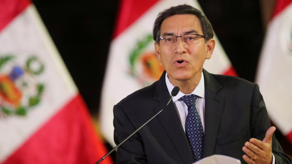 Peru's Martin Vizcara faces impeachment for 'moral incompetence'    Peru News
