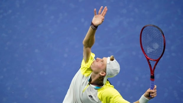 Shapovalov is the 1st Canadian to reach the US Open quarterfinals