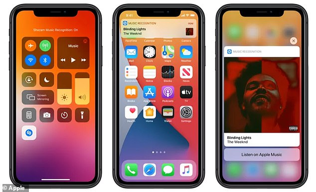 Apple releases beta of iOS 14.2 to developers for testing, reveals toggle in Shazam control center
