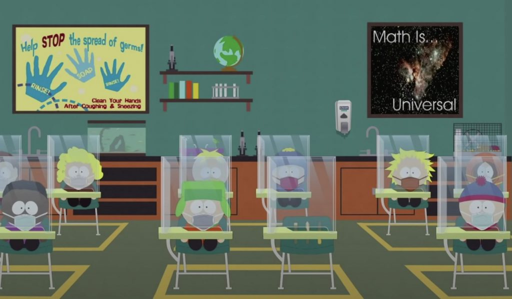 'South Park' to address Kovid-19 in upcoming special