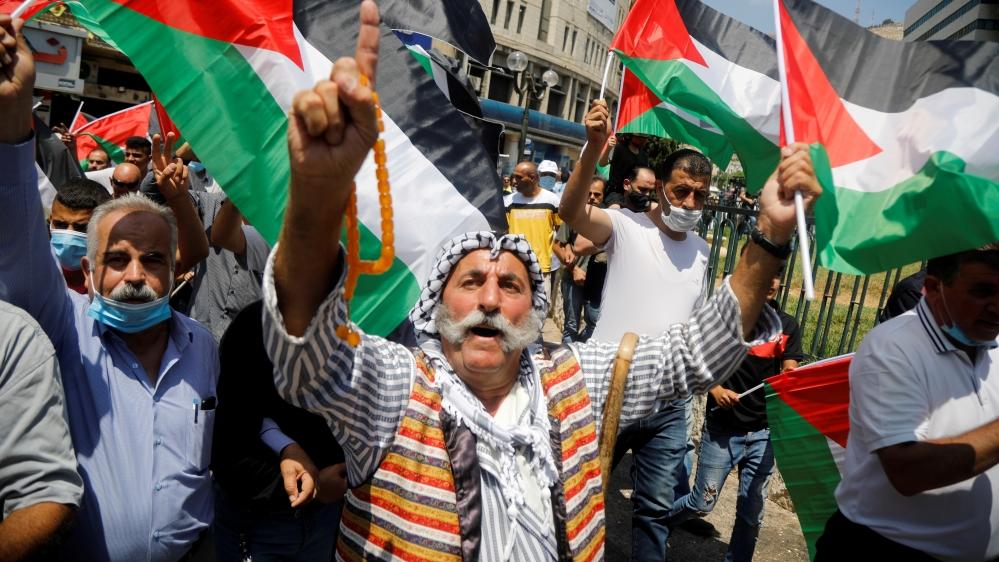 'Stand behind': Palestinians condemn Israel-Bahrain deal    Israel News