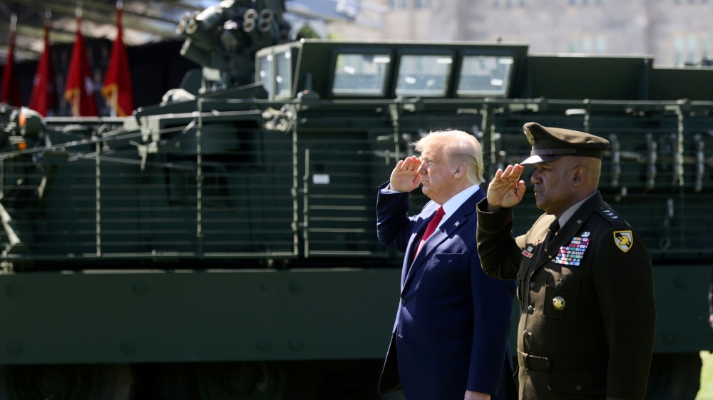 The uproar over reports that Trump has called those who died in the American war 'losers' USA News