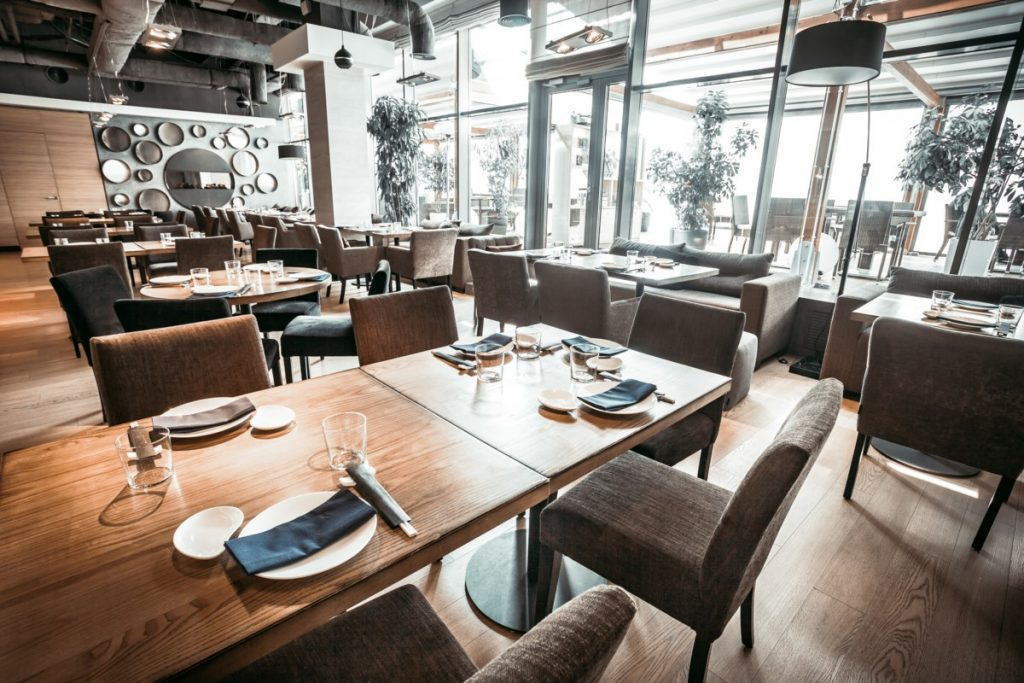 There are currently no money-making sit-down restaurants in Nova Scotia
