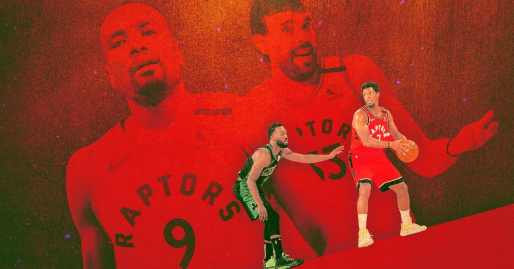 There is no bigger move than going small in these NBA playoffs