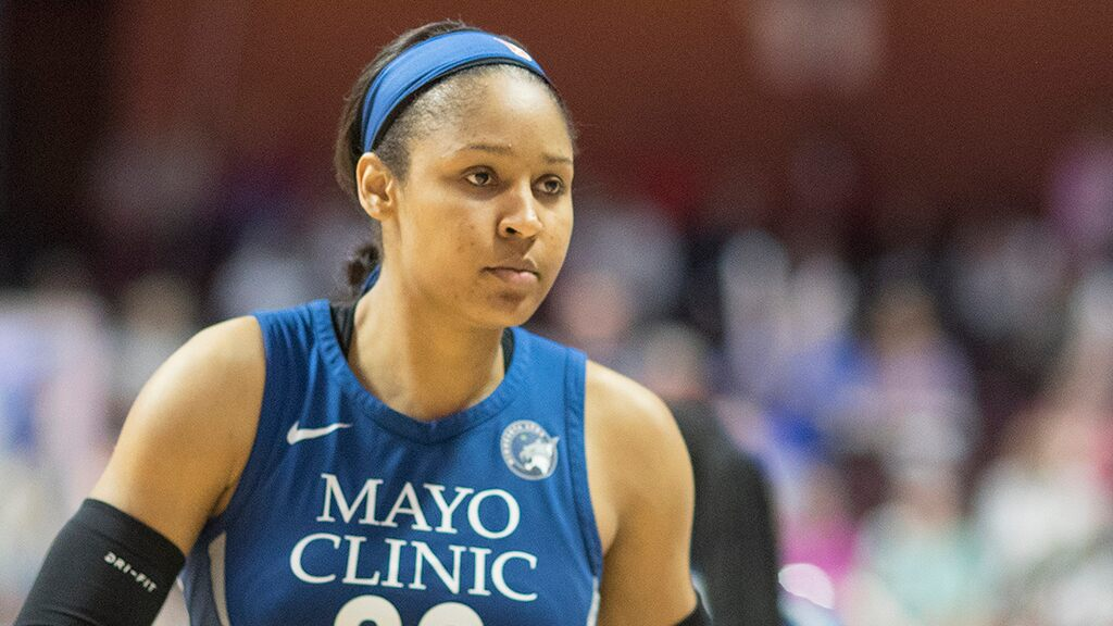 WNBA star Maya Moore married Jonathan Iron after his release from prison