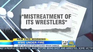 WWE Issues Statement Over Concussion Lawsuit Being Dismissed