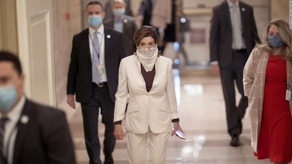 Stimulus talks up to date: Pelosi call casts doubt on a deal