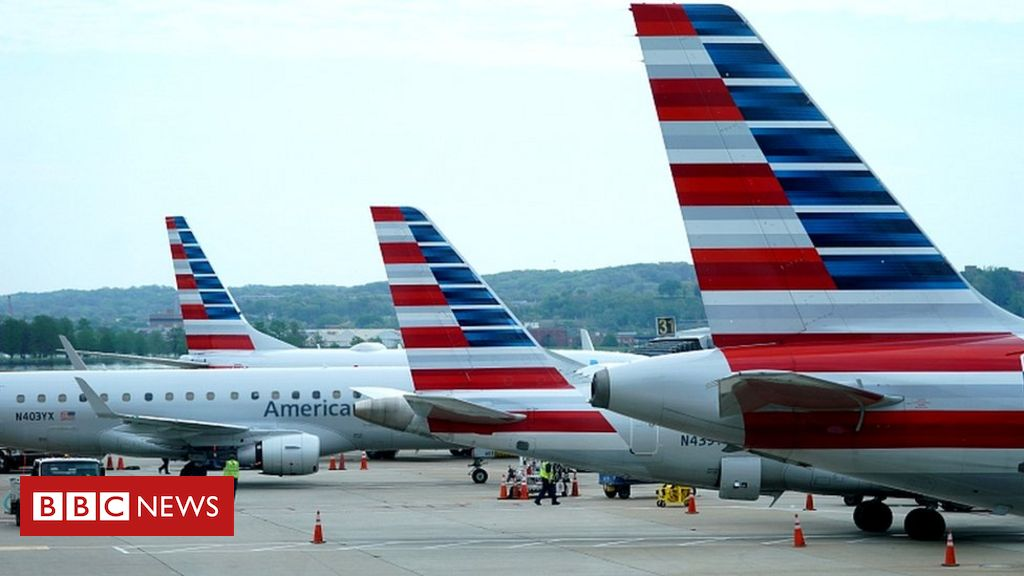 U.S. airlines are laying off thousands of staff as federal relief ends