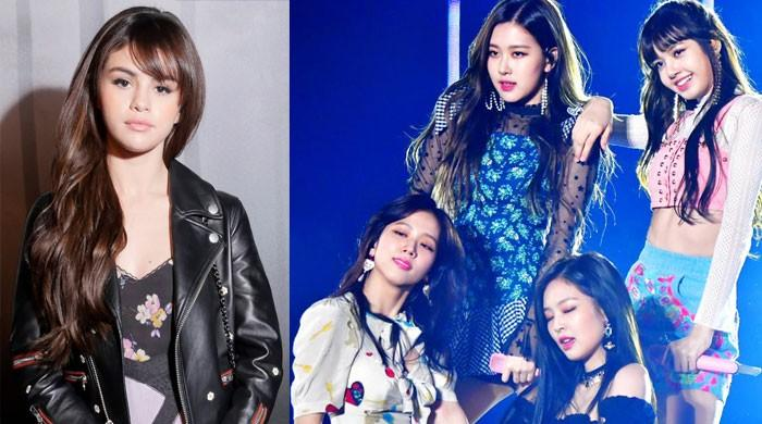 'BlackPink' shocked fans after revealing what it means to work with Selena Gomez