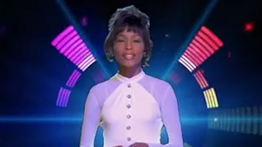 Whitney says the Houston estate hologram has already been blocked by court orders