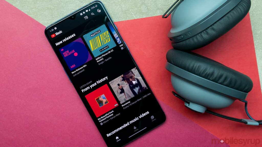 YouTube lifts broadcast restrictions on free music users