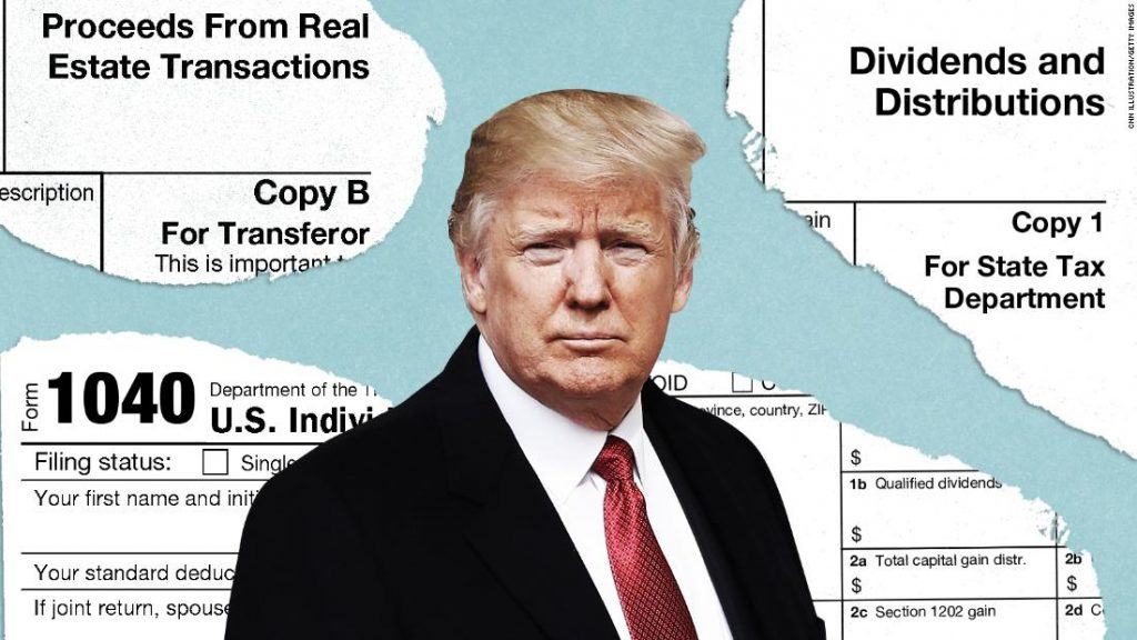 Federal Court of Appeals rules Trump cannot block New York subpona for his tax revenue
