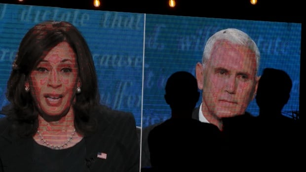 Pence-Harris VP debate fights US Supreme Court