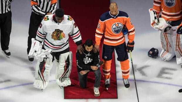 The Hockey Diversity Alliance splits with the NHL over a lack of action