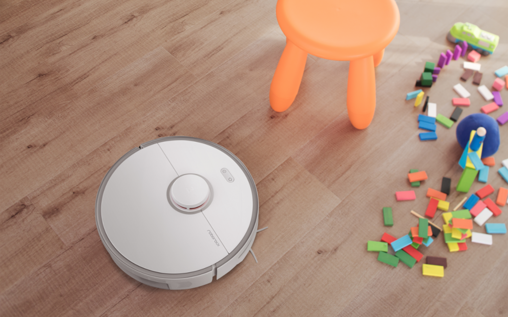 This amazing robotic vacuum is currently the cheapest (sponsored) on Amazon
