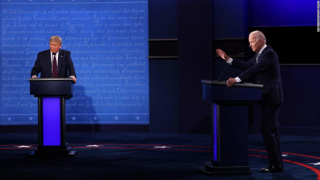 With the town hall debate over, Biden and Trump will try for their own town halls