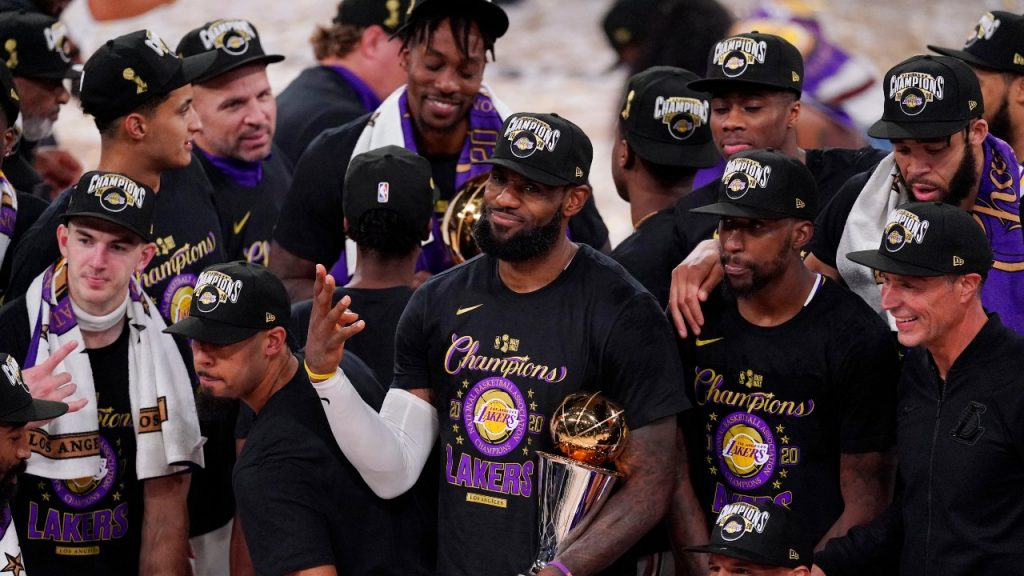 NBA Finals Takeaway: LeBron has no asterisk because LeBron adds fuel to GOAT debate