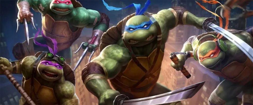 Teenage Mutant Ninja Turtles are coming to Smyth this November
