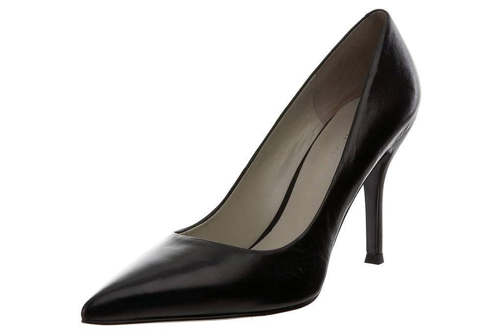 Black pumps, heels, pumps, shoes, nine west