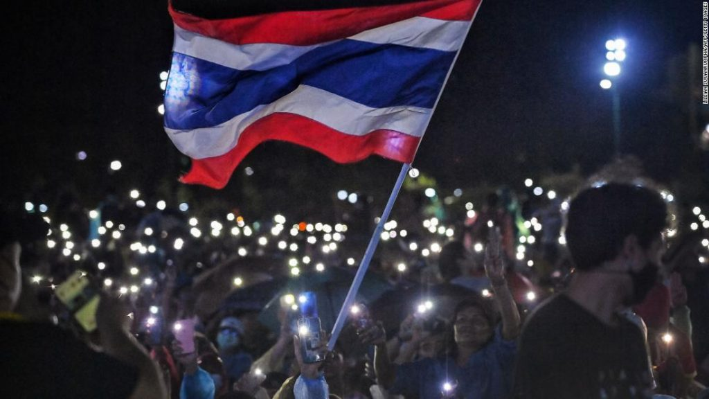 Thailand protests: Unprecedented uprising turns people against the king