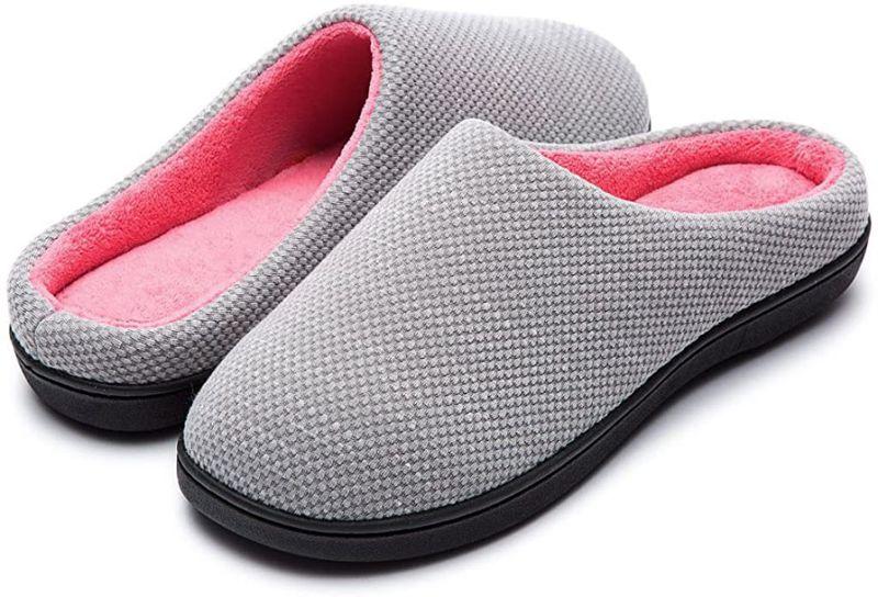 Rock Dove Women's Original Two-Tone Memory Foam Slippers are on sale for Prime Day 2020.