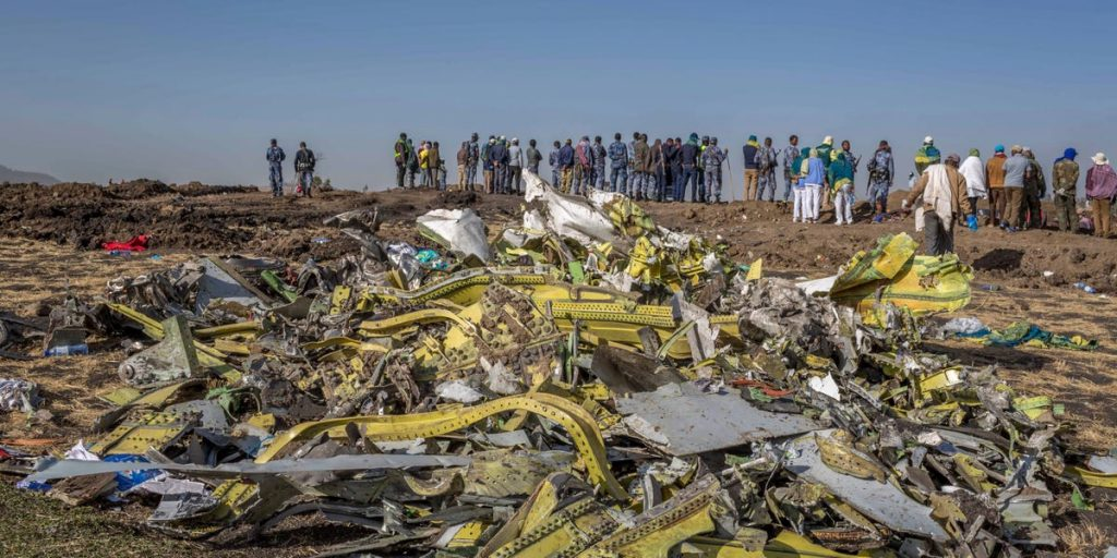 737 Max is trying to withhold Boeing evidence in Ethiopian cases, the lawyer said