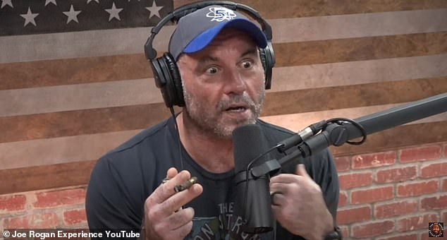 Distant Distance: The Joe Rogan Experience was started by the beloved comedian in 2009 and became popular with its diverse guests, from musicians to controversial politicians;  Joe was filmed in July