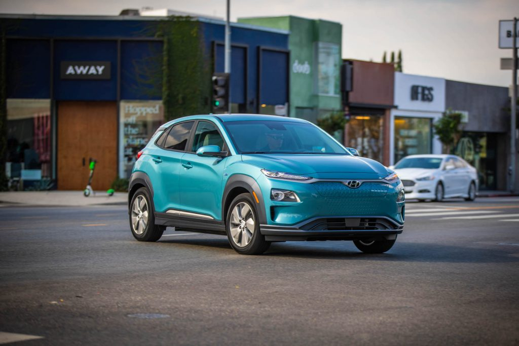 Fire concern triggers stop-sale, US recall for Hyundai Kona Electric 2019-2020