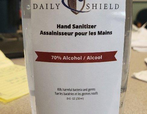 Health Canada recalls counterfeit hand sanitizer found in Dollarama, Ontario, National Canada
