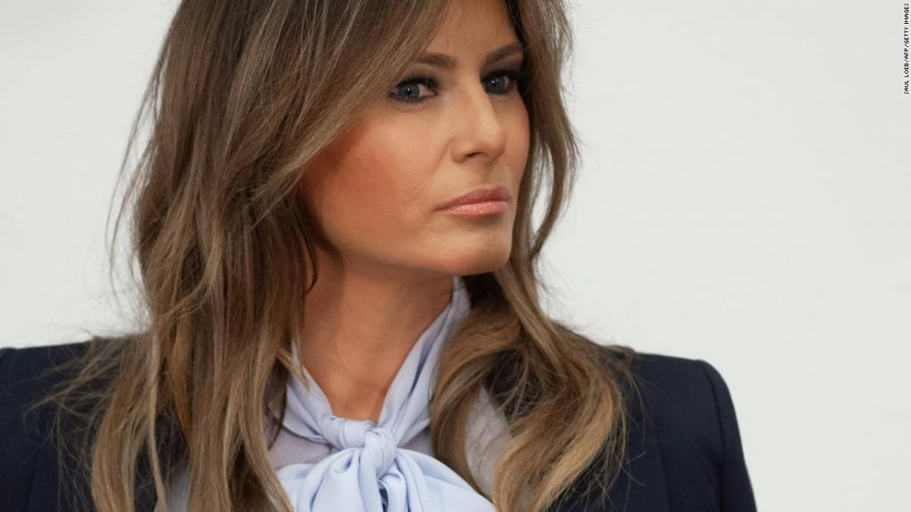 Melania Trump has canceled plans to attend Tuesday's rally, citing Kovid's recovery