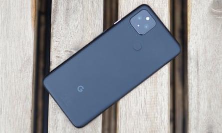 Google Pixel 4A5G Review