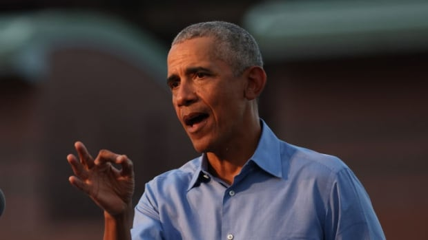 Obama splashed into the Trump record for the first time in the 2020 campaign trail