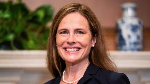 Republicans approve Supreme Court nominee Barrett for Senate vote, Democrats boycott trial
