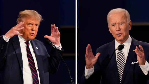 Trump, Biden Square off in the final election debate tonight